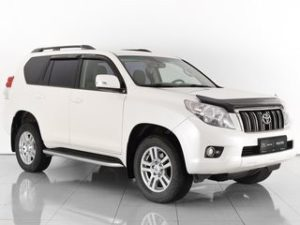 Toyota Land Cruiser Prado 150 акпп (дизель)